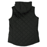 NEW - Tough Duck Women's Quilted Lined Vest