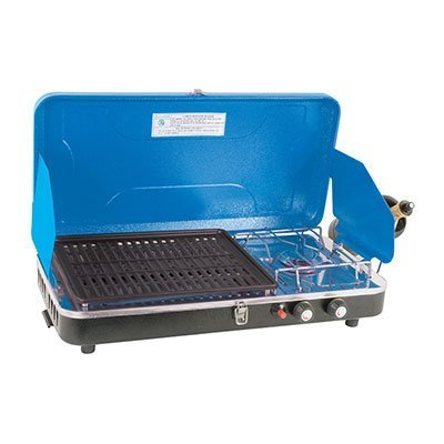 World Famous™ High Output Propane Stove and Grill