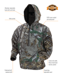 Dead Silence Brushed Camo Technical Hoodie