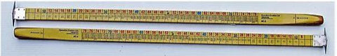MC-2 Ontario Metric Log Ruler