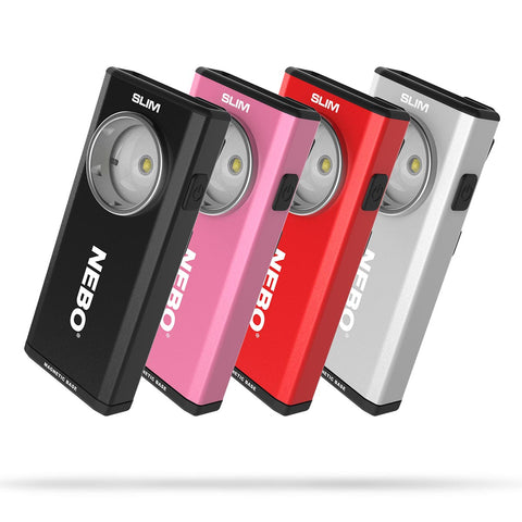 SLIM - Rechargeable Pocket Light