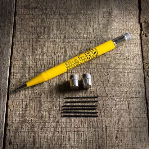 Yellow Mechanical Pencil - 1.1mm (#YE99)