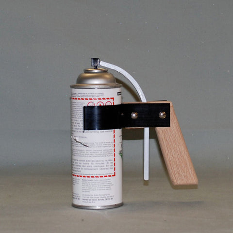 Wooden Spray Paint Handle