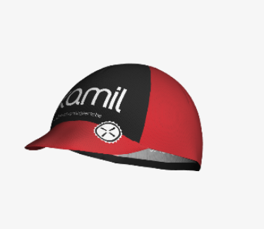 Professional Cycling Apparel: Kamil Cycling Cap CACP5 Pro