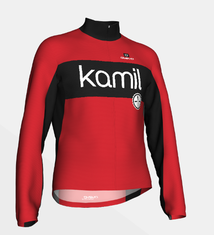 Kamil cycling jacket