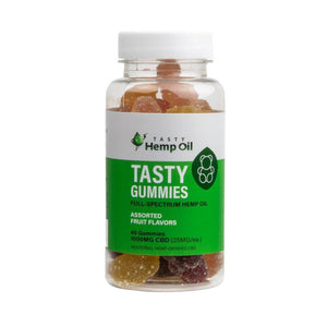 Edibles Hemp Gummies