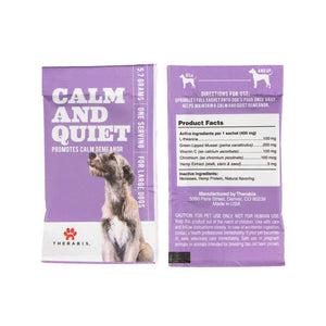Calm & Quiet Powder Therabis