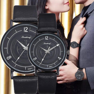 Dicaihong Hot Top Brand Luxury Couple Watch