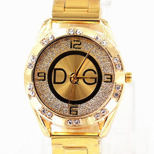 DQG Famous Brand Casual Quartz Luxury Watch