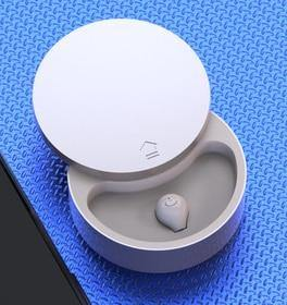 Mini Bluetooth Invisible 5.0 True Wireless With Charging Case Earphone