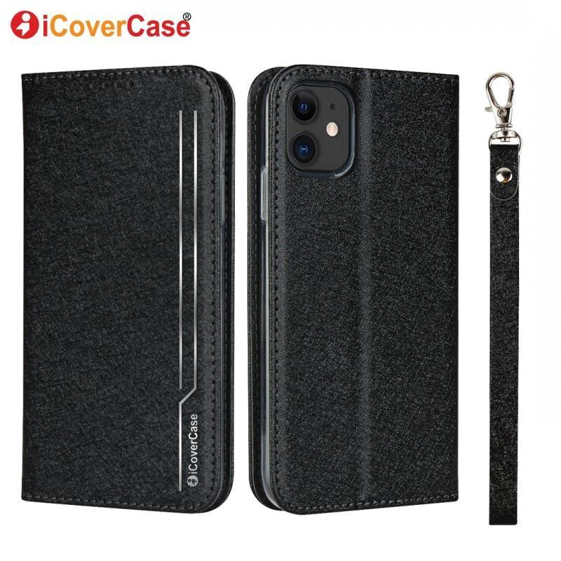 iCoverCase Wallet Cover Flip Luxury Leather Phone Case