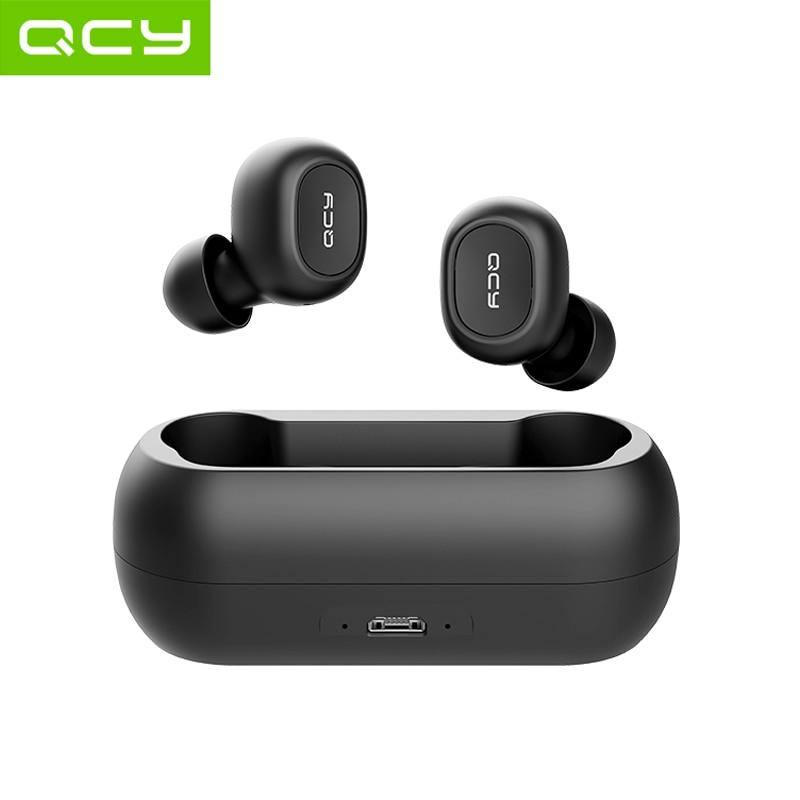 QCY T1C TWS 5.0 Bluetooth 3D Stereo Wireless Earphones