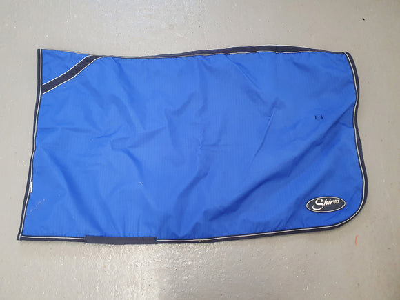 4'3 Shires waterproof fleece lined exercise rug (EX69)