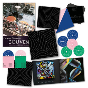 Souvenir - 5CD+2DVD Limited Edition Deluxe Boxset | OMD Official Store