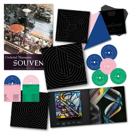 Souvenir - 5CD+2DVD Limited Edition Deluxe Boxset