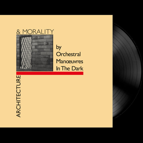 Architecture & Morality LP (2018 Remaster)
