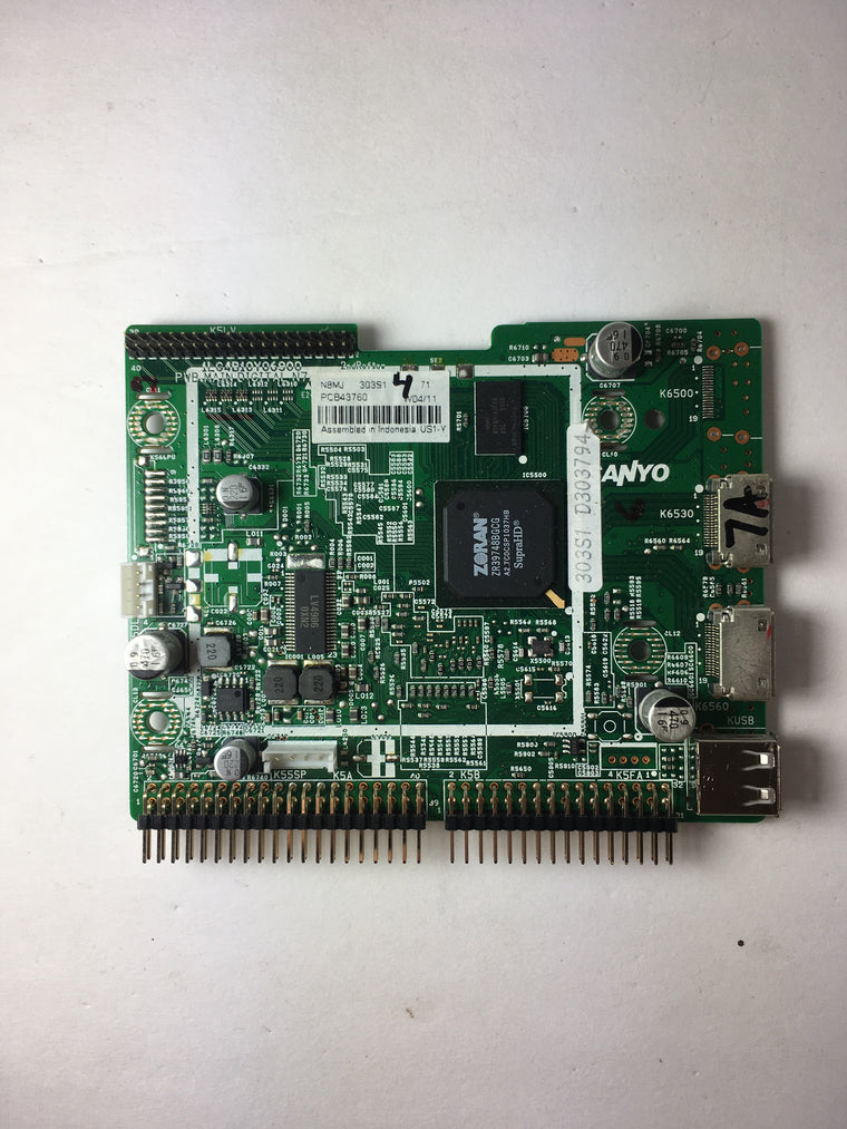 Sanyo 1LG4B10Y06900 N8MJ Digital Main for DP26640 P26640-05