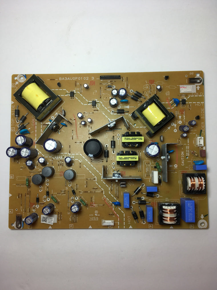 Emerson A3AUNMPW-001 Power Supply Board LF501EM5F