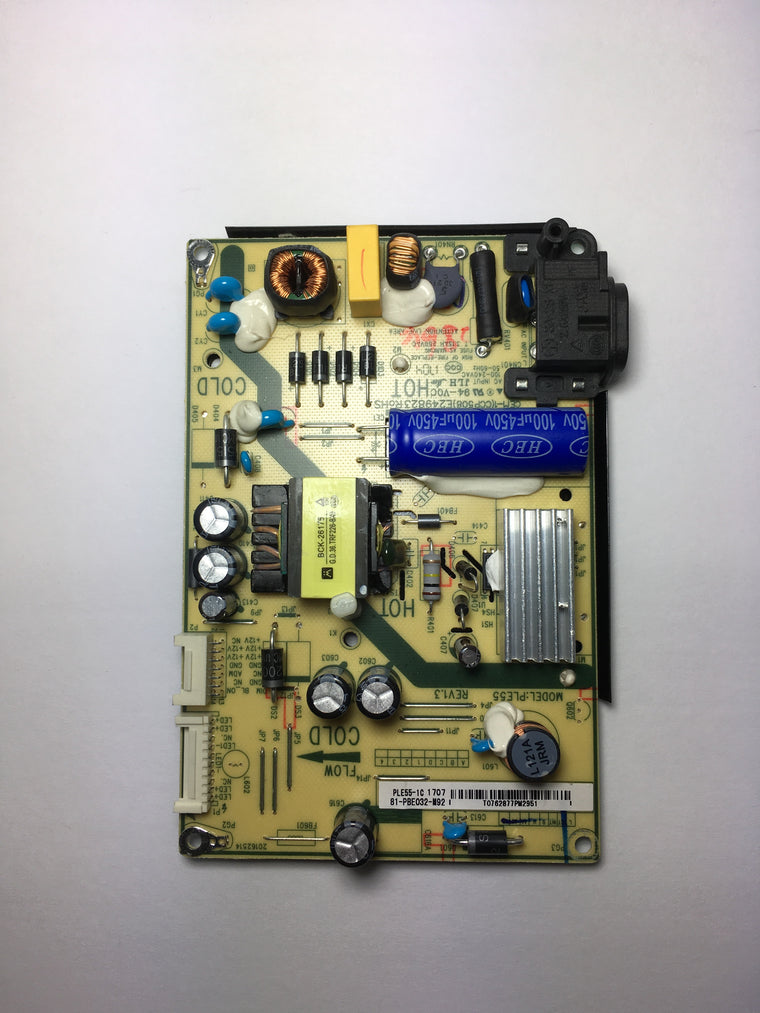 TCL 81-PBE032-M92 (PLE55-1C) Power Supply
