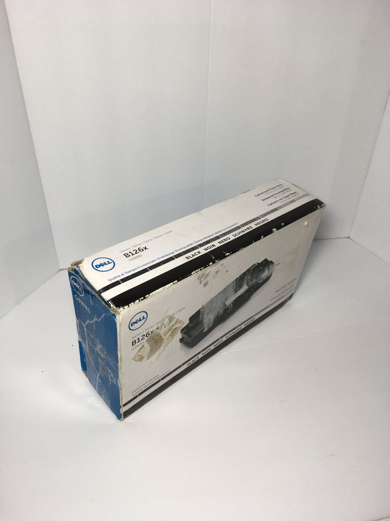 Dell Toner Cartridge B126X - Black - Laser - Standard Yield - 1500 Page - 1 / Pack