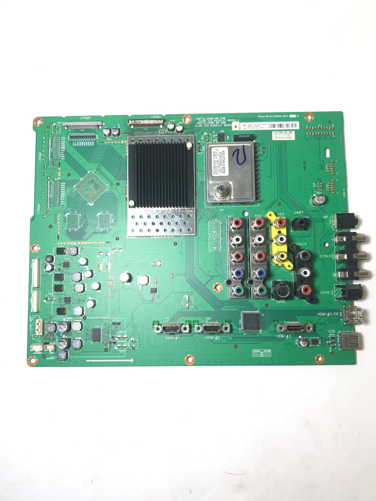 Philips 312124001523 (313912364381v7 WK850.4) SSB/Main Board