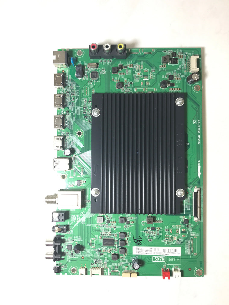 TCL 08-CS550CUN-OC401A Main Board for 55UP130 55UP120