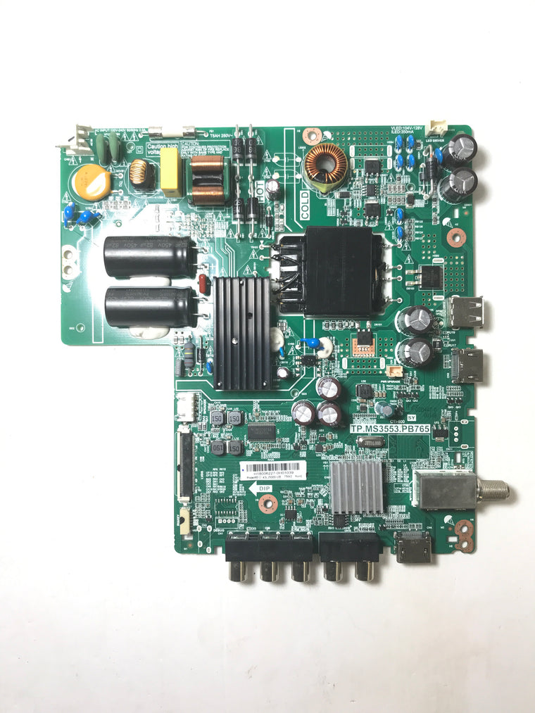 LG 3200450396 Main Board/Power Supply Board for 43LJ5000-UB.CUSGLH