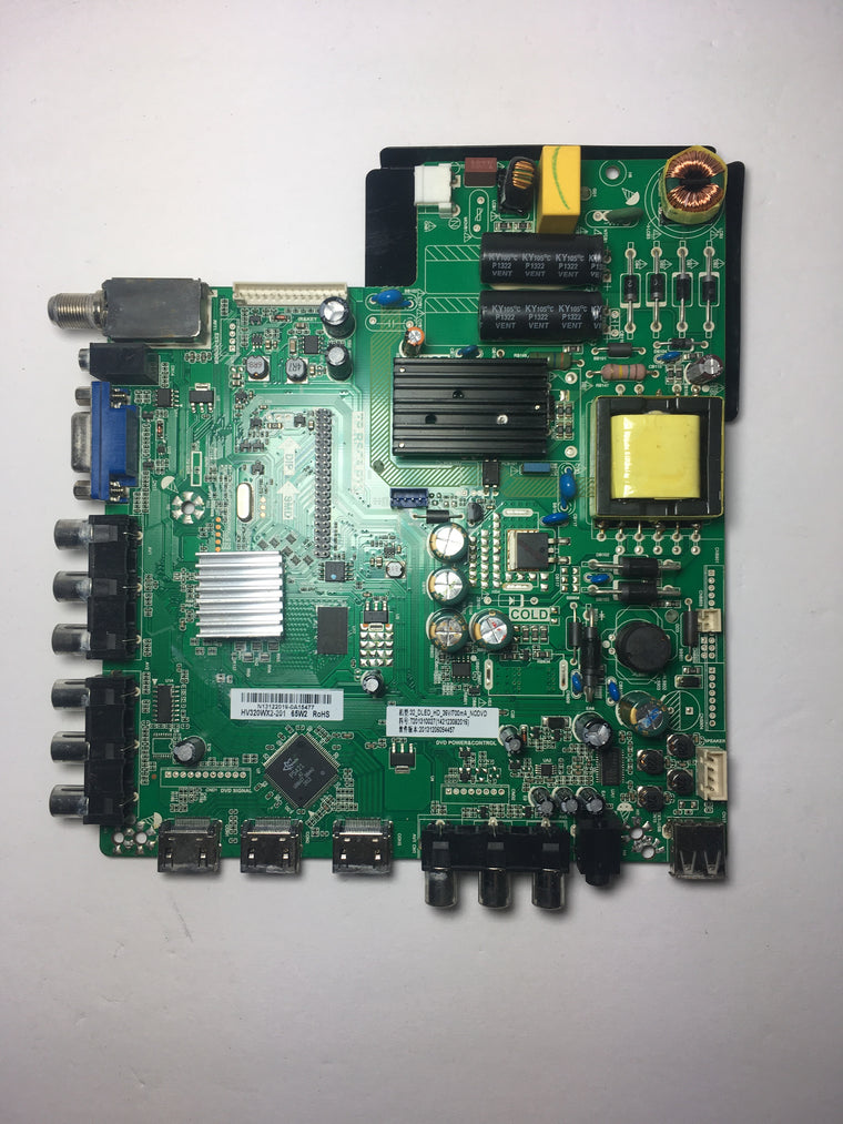 Sceptre N13122020 Main Board / Power Supply for X322BV-HD Version 1
