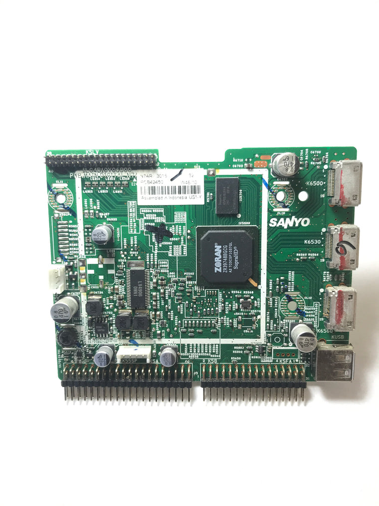 Sanyo 1LG4B10Y06900 N7AR Digital Main Board