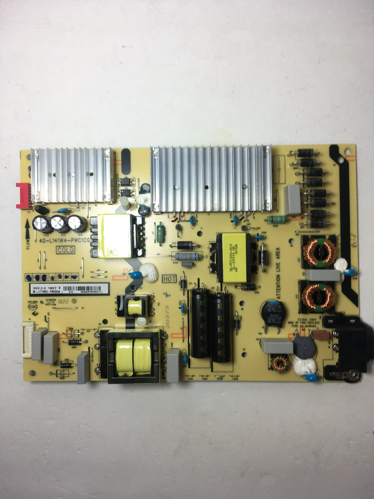 TCL 08-L171WD2-PW200AA Power Supply Board
