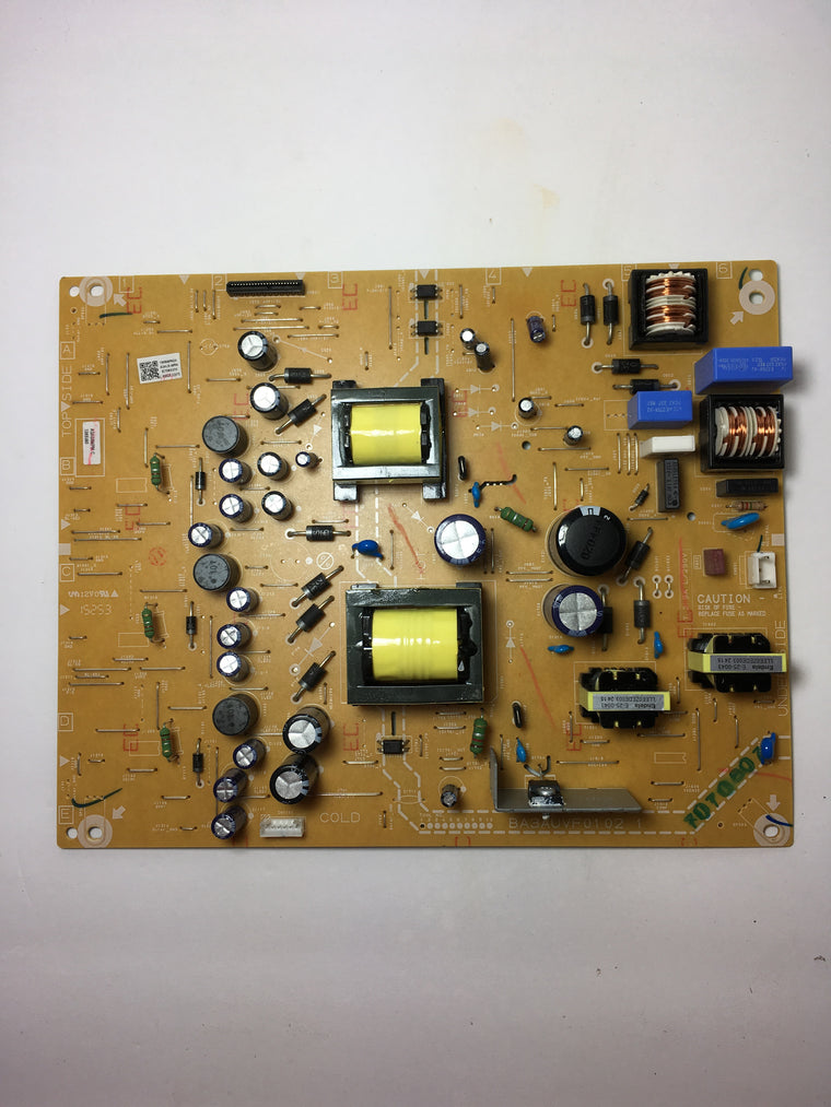 Emerson A3AUVMPW-001 Power Supply Board