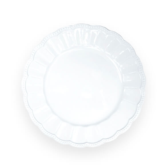 Guipure Charger Plate