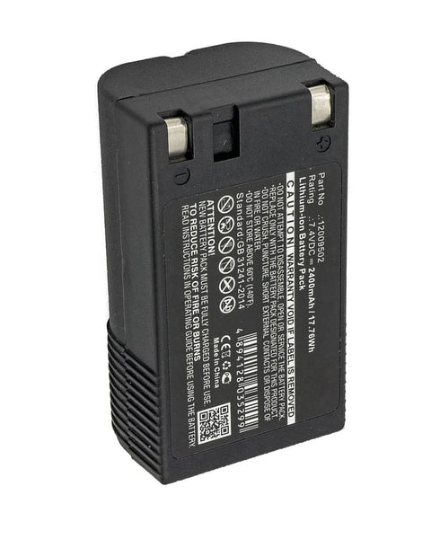 Paxar Monarch 120095 Battery