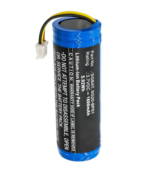 Intermec Norand SG20B2D Battery