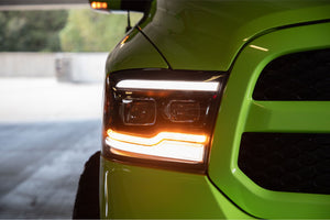 DODGE RAM (09-18): XB LED HEADLIGHTS