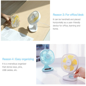 Mini Fan Ventilator USB