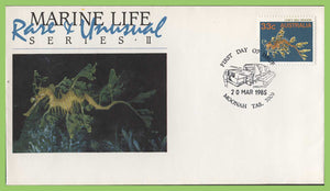 Australia 1985 33c Marine Life Series First Day cover