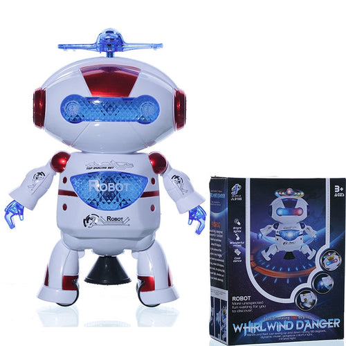 Smart Space Dance Robot