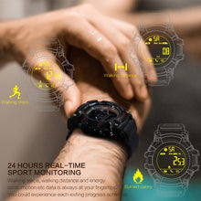 Load image into Gallery viewer, Remote Control Pedometer Sport Watch