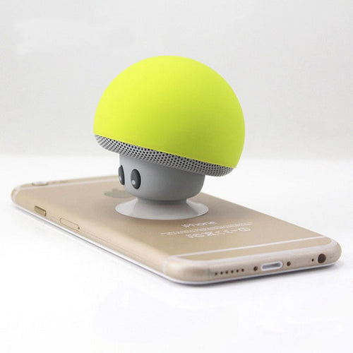 Cartoon Mushroom Wireless Speaker
