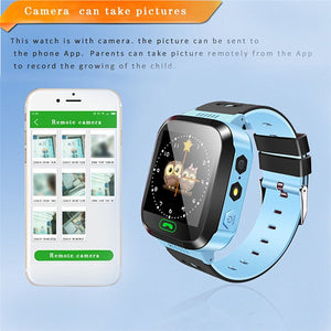 Wristwatch Waterproof Baby Watch