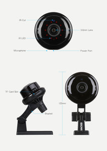 Mini Wireless Two-way Camera