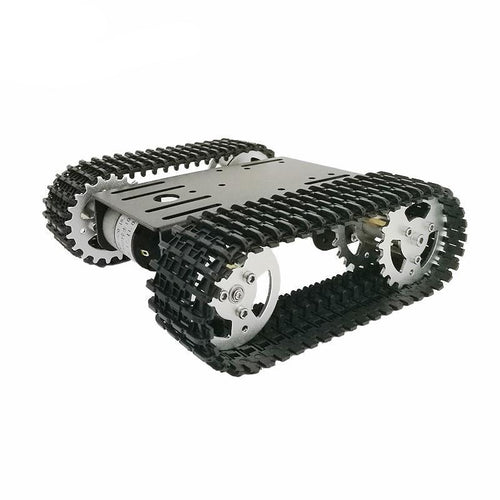 Smart Robot Tank Chassis Tracked