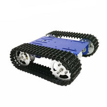 Load image into Gallery viewer, Smart Robot Tank Chassis Tracked