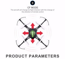 Load image into Gallery viewer, Gyro One Key Return RC Drone