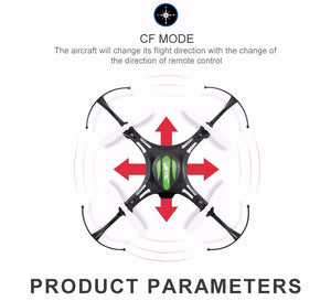 Gyro One Key Return RC Drone