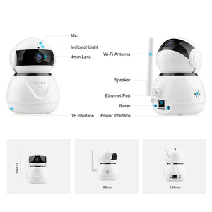 Home Security Mini Camera