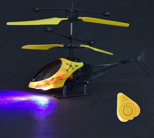 Mini Flying RC Helicopter