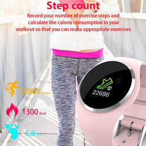 Bluetooth Lady Smart Watch