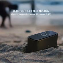Load image into Gallery viewer, Touch Control Bluetooth Speaker